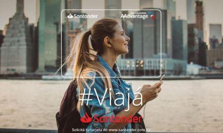 Santander culmina exitosa preventa de tarjetas Santander / AAdvantage®
