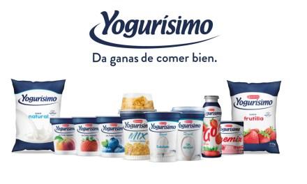 """Yogurísimo se renueva y """"Da ganas de comer bien"""" a los uruguayos"""