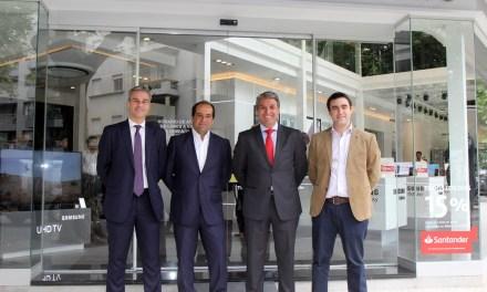 Santander y Samsung firman alianza y suman nuevos beneficios a sus clientes