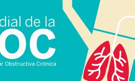 Realizarán espirometrías pulmonares gratuitas en el Día Mundial de la EPOC