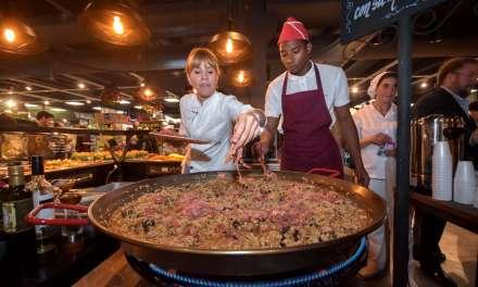 Nuevo Fresh Market con novedoso espacio de gastronomía