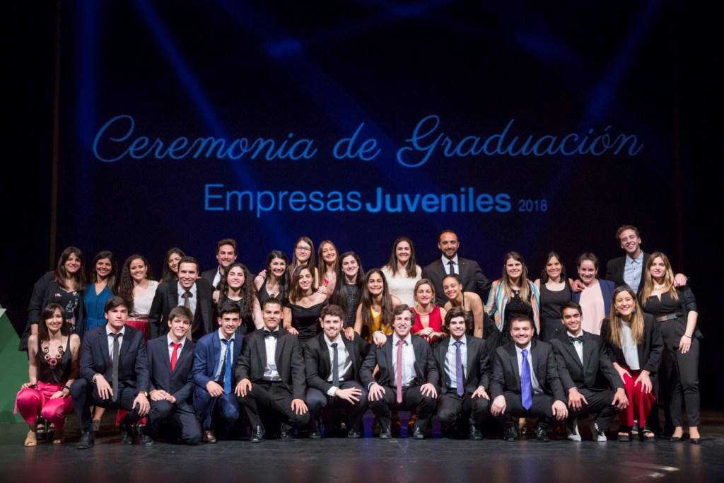Jóvenes del interior se destacaron en el programa Empresas Juveniles