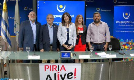 Lanzamiento oficial de PIRIA ALIVE 2019 en el Ministerio de Turismo