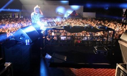 Claro Club celebró Año Nuevo en una mega fiesta con el DJ Fatboy Slim y el grupo Dame 5