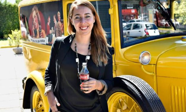 Coca-Cola FEMSA Uruguay presentó a su nueva Gerente de Marketing