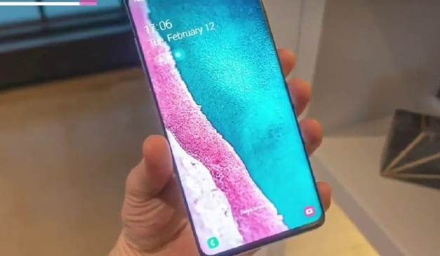 Aquí encontrará la información para mirar Samsung Galaxy UNPACKED 2019 en VIVO