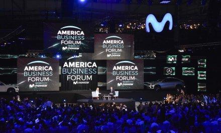 Movistar presentó la 4ª edición de America Business Forum
