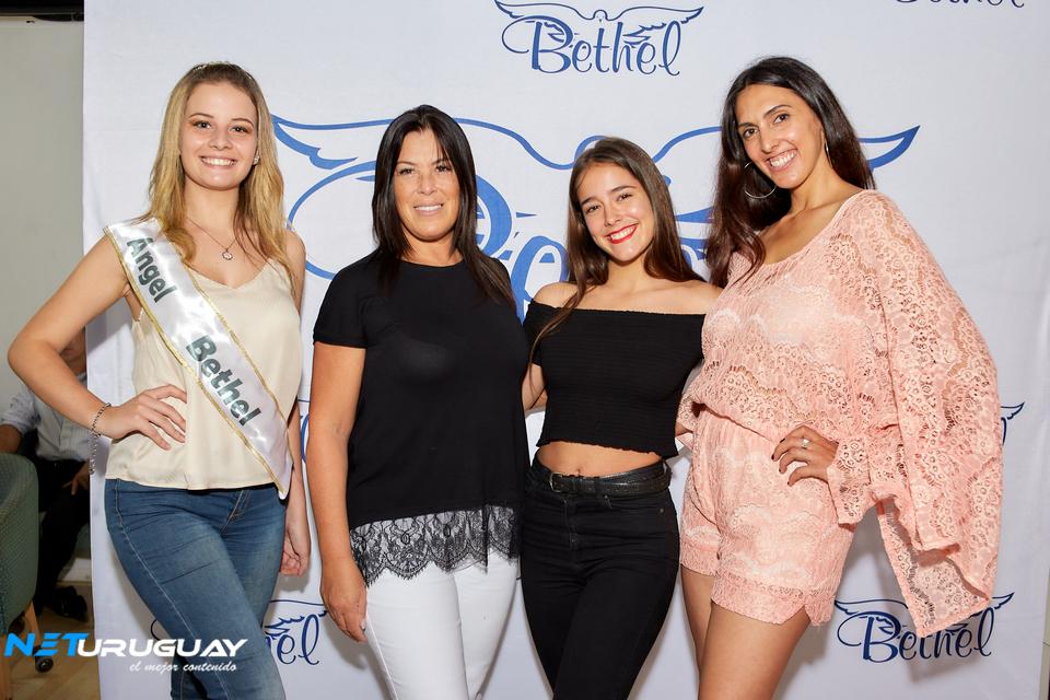 Se realizó lanzamiento de la Escuela de Modelos Bethel en Maldonado, y Giulietta Iguini será su embajadora 2019