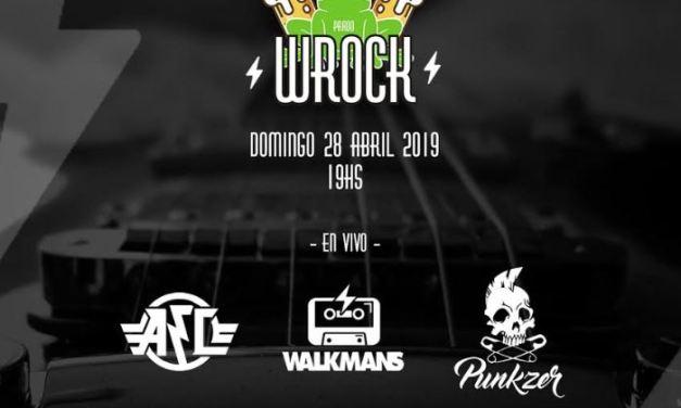 Comienza el ciclo de bandas en vivo Prado Wrock con el apoyo de Claro
