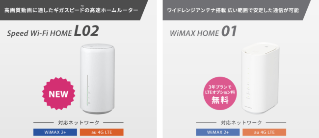 so-net wimax ホームルーター