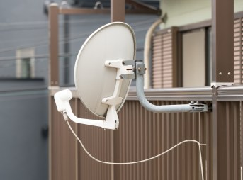 WiMAX アンテナ 自作