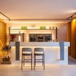 Bar Lounge Da Casacor Sp 2018 Traz A Atmosfera Delicada Do Bale Casacor