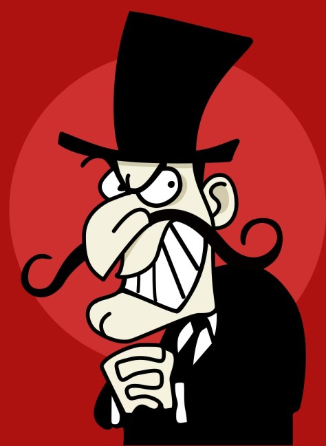 Snidely Whiplash