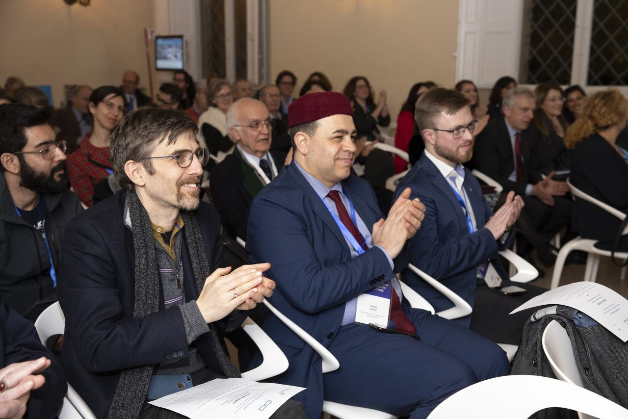 The Network for Dialogue Launch, Bologna, Italy - March 2019