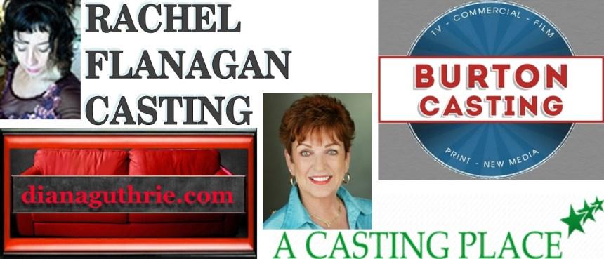 Casting Directors, part 1