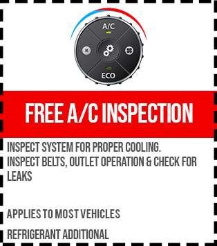Free AC Inspection