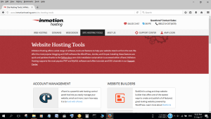 Small Business Web Hosting from InMotion
