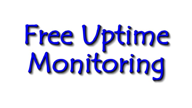 Free Uptime Monitoring Tools