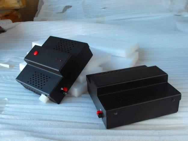 Prototipo di DOMO2: UPS per quadri elettrici 230V 2 unità 7+8 moduli