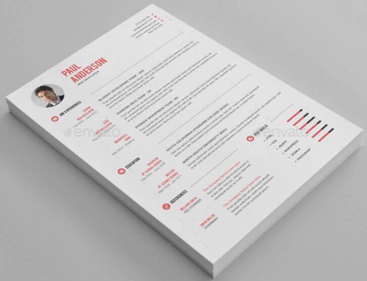 30 5 plantillas de tipos de curriculum vitae para destacar de tu