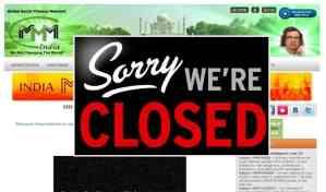 mmmIndia.in website No longer Opening