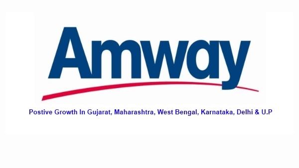 Postive Growth In Gujarat, Maharashtra, West Bengal, Karnataka, Delhi & UP
