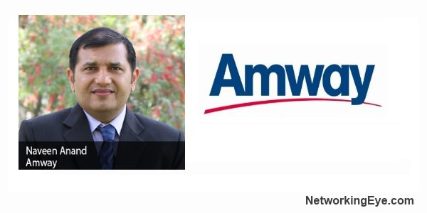 naveen anand amway