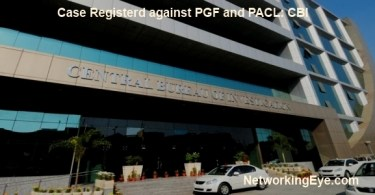 Case Registerd against PGF and PACL CBI