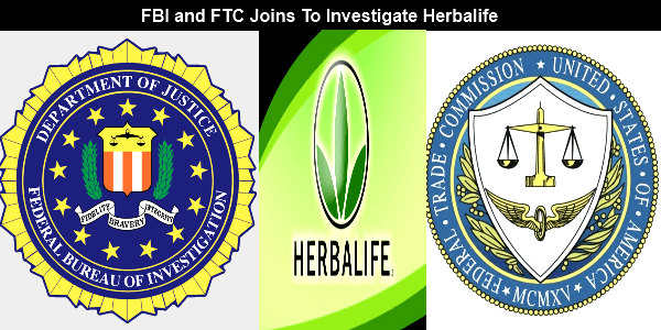 FBI and FTC Joins To Investigate Herbalife