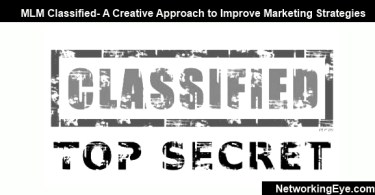 MLM Classified- A Creative Approach to Improve Marketing Strategies