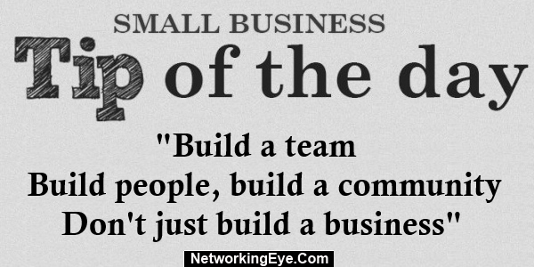 small business tip of the day