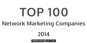 Top 100 Global MLM companies in the world