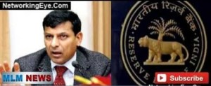 Alert issued against ponzi mlm schemes by Reserve Bank Of India