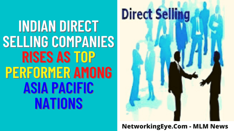 Indian Direct Selling Companies rises as top performer among Asia Pacific nations