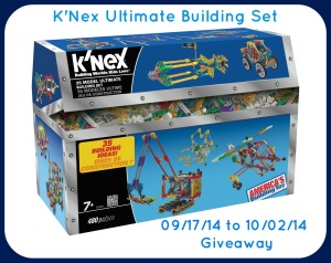 Knex Ultimate Building Set