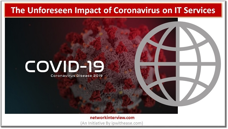 IMPACT OF CORONAVIRUS ON IT SERVICE