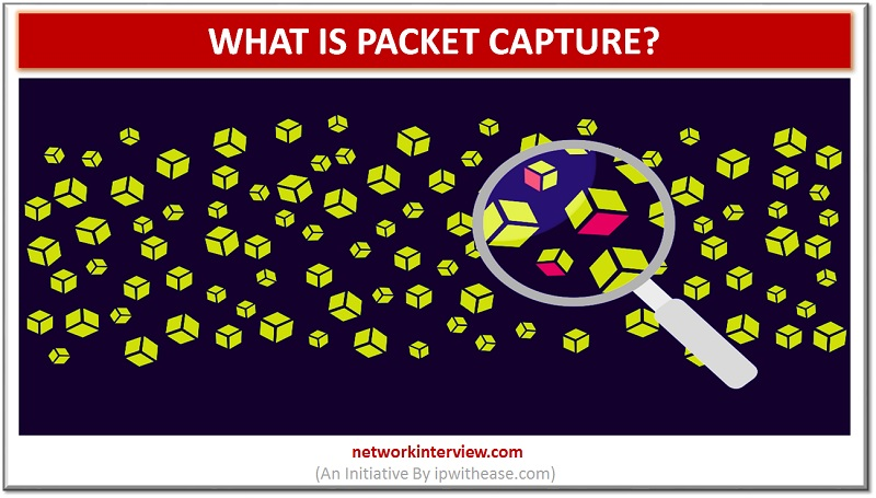 what is packet capture