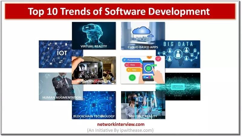 trends of software development