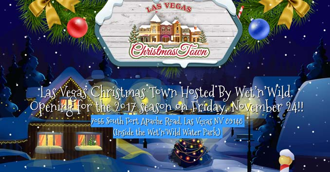 las vegas christmas 2018 lights shows events in