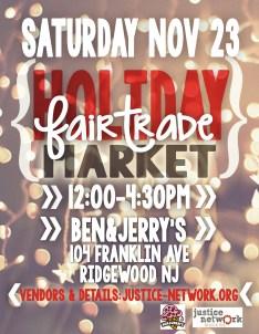 Holiday Fair Trade Market
