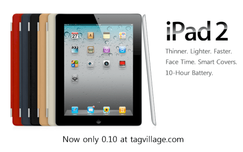 Tagvillage Ipad2