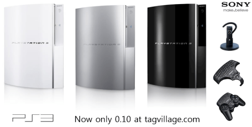 Tagvillage PS3