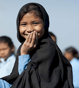 Girl Trafficking AHF