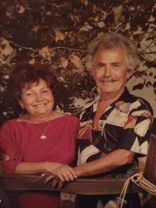 1982 - Mom & Dad