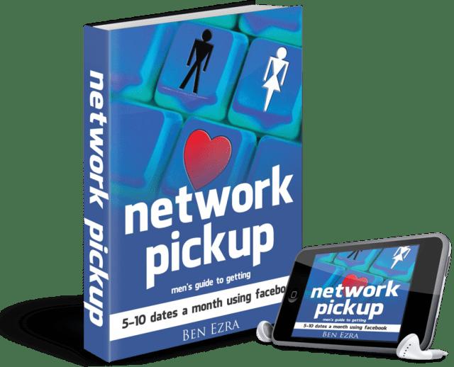 network pickup book 1024x830 - Ben Ezra - Facebook Network Pick Up