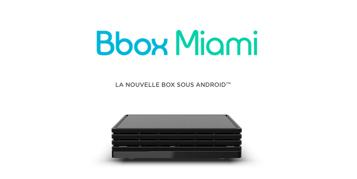 test de la bbox miami un d codeur tv sous android. Black Bedroom Furniture Sets. Home Design Ideas