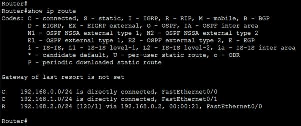 Verify Interface Settings 3