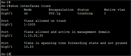 Trunk Links Common Problem and Troubleshooting 6