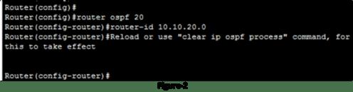 Single-Area OSPFv2 Configuration 8