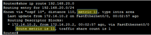 Introduction to OSPF Metric and Reference Bandwidth 5